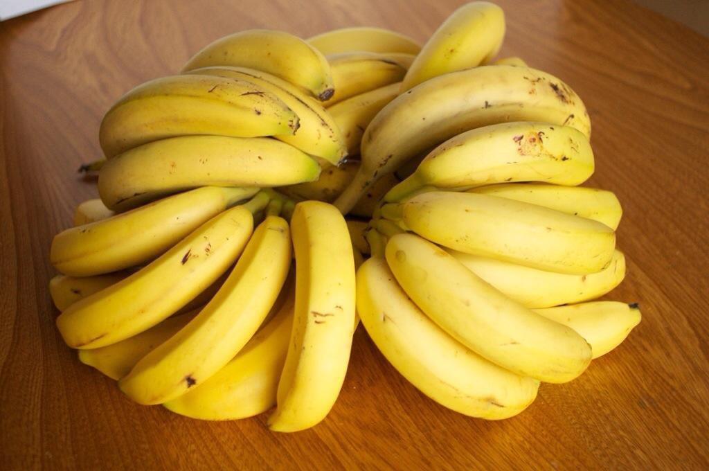 Deux bananes