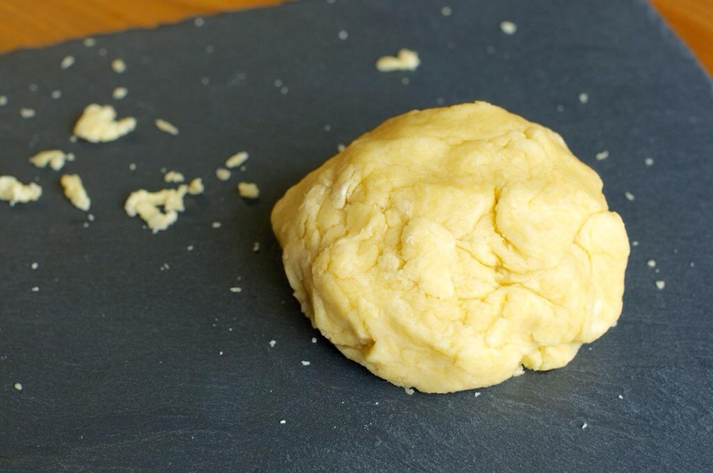 Une pâte à tarte végan