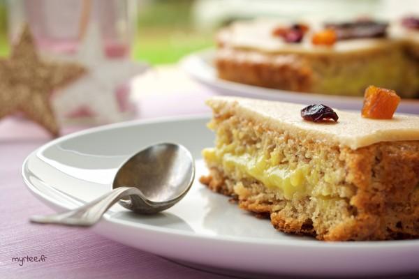 Un gâteau de Pâques (vegan)
