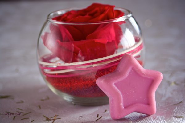 Utiliser un shampoing solide (vegan) Les savons de Broceliandes